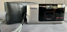 Konica Big Mini 35mm, F3.5 Point & Shoot Film Camera Made In Japan, A4 Version