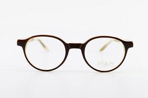 Braun Classics Glasses 98 Col.10 48 20 145 Premium Hand Made Frame Panto