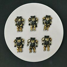 Mega Bloks Construx Destiny Lord Saladin LOOSE FIGURES 6 BODIES WITHOUT HEAD