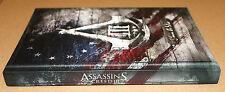 Assassin's Creed 3 III Carnet/Notebook PROMO gamescom 2012 (21,5x15x2cm)