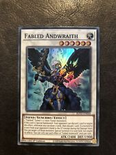 ▼YUGIOH▼BLVO-EN044◄ • Fabled Andwraith 1st Edition