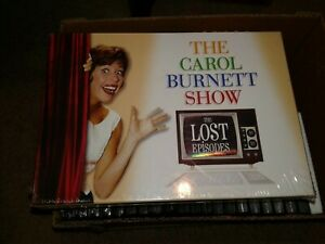 The Carol Burnett Show: The Lost Episodes Ultimate Collection NEW SEALED DVD SET
