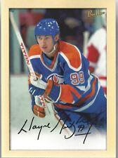 Wayne Gretzky 2005-06 Upper Deck NHL Hockey Beehive Card #236 Large Card