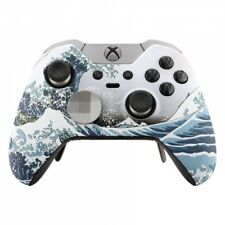 The Great Wave Soft Touch Front Housing Shell Case for Xbox One Elite Controller