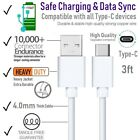 """12""""~10ft Type C Cable USB-C to USB-A 2.0 Cord for iPad Pro 11""""/12.9"""", iPad 2018"""