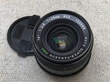 Super Paragon 28mm f2.8 Prime Lens M42