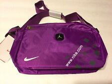NIKE  Small Cross-over Shoulder Bag  Purple Unisex New