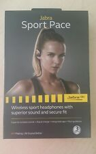 Jabra Sport Pace Black Ear-Hook Headsets