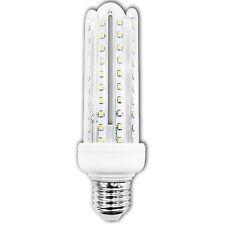 Aigostar - pack de 5 bombillas Led T3 4U 15W casquillo Gordo E27 1200...