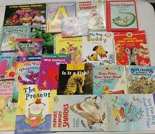 LOT OF 21 - MISC - Child Development Class Associate Preschool/Home School books