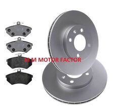 VW POLO 6N2 (1997-2002) 1.4 16V FRONT BRAKE DISCS & PADS SET *NEW*