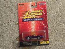 Johnny Lightning Shelby Cobra 427 Purple 1:64 Scale MOC 1999