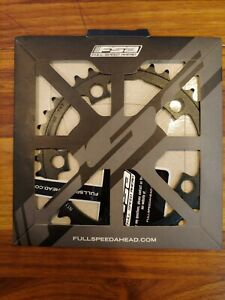FSA Road Chainring - 36t 110 BCD Aluminum N11 Black