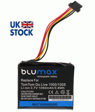 BLUMAX BATTERY HQ Li-ion 3.7V 1050mAh for TOMTOM GO LIVE 1000  / LIVE 1005