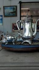Beautiful silver plate Tea Pot
