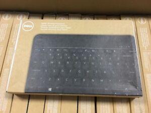 New, OPEN BOX, LOT OF 20 Dell Tablet Wireless Keyboard