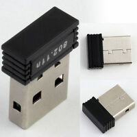 150Mbps Speed USB Wireless Wifi 802.11n LAN Adapter Dongle for Raspberry pi HGUK