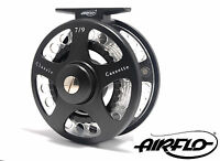 Airflo NEW Classic Cassette Quick Release Lightweight Fly Fishing Reel- Free P+P