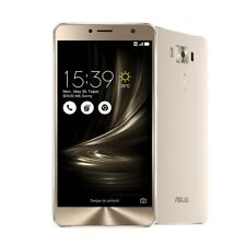 """Asus Zenfone 3 Deluxe 5.5"""" DualSim Octacore 64GB ZS550KL GOLD NEW NXTDAY DELIVER"""