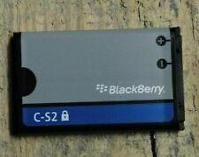 3.7V OEM C-S2 Standard Li-Ion Battery for Blackberry Curve 8520 8530 9300 Black