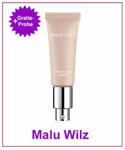 """Malu Wilz """"Hydra Skin Primer"""" 20ml  mit Weichzeichner Effekt  TOP PRODUKT &PROBE"""