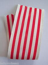 Coupe de ruban NEUF 14 cm x 37 mm pour la médaille commémorative 14 / 18.