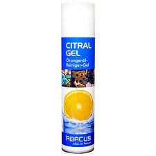 CITRAL GEL 400 ml Orangenölreiniger-Gel Entfetter Kleberesteentferner Harz Teer