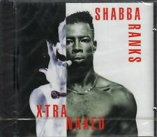 CD - Shabba Ranks - X-Tra Naked