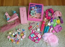 Large Vintage Barbie Dolls Clothing & Accessories  80s 90s Mixed LOT