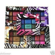 Saffron Eyeshadow 9 Colour Animal Print Eye Shadow Kit Palette Gift Set 02