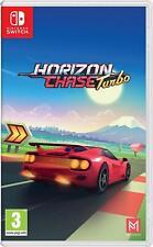 Horizon Chasse Turbo (nintendo Interrupteur) Neuf Scellé