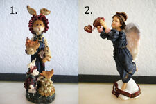 Boyds Bears and Friends: The Folkstone Collection (Lot of 2 Figurines)