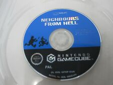 Neighbours From Hell Disc-Only - Nintendo GameCube (PAL) Game
