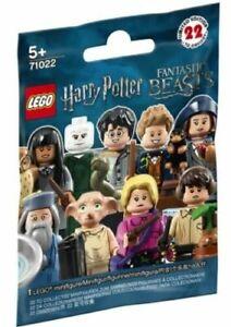 LEGO Minifigures 71022 Harry Potter 1° serie NUOVE NEW!!! leggere la descrizione