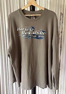 Harley-Davidson Crossroads Allentown, PA Men's T-Shirt 3XL