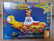 Lego Ideas Yellow Submarine 21306 *RARE* BOXED/SEALED/RETIRED *Ship Worldwide*