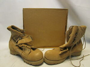 Wellco Men's Size 14.5 Extra Wide - Military Combat Boots - Brand New with Tags