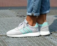 adidas I-5923 Casual   Sneakers - White - Womens - D97349 - Grey Mint