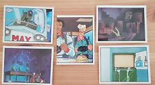 The Real Ghostbusters Stickers Vintage Panini 1988