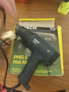 Bosch Phg2 Heat Gun Used