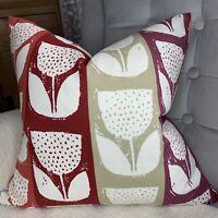 "Modern Cushion Cover 18"" Prestigious Textiles Fabric Retro Scandinavian Decor"
