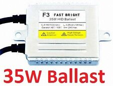 1 x 35W 12V HID Digital AC Ballast - 1yr warranty Melbourne seller
