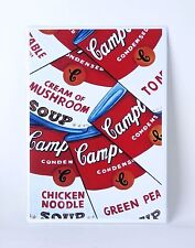Campbell Soup Kids Mini Poster Condensed Can Pictures Print Advertising Vintage