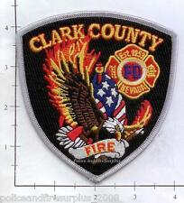 Nevada - Clark County NV Fire Dept Patch