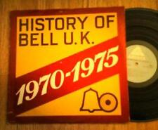 THE HISTORY OF BELL U.K. 1970 - 1975 RARE L.P. COMPILATION EXC