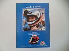 advertising Pubblicità 1983 CASCO JEB'S HELMETS