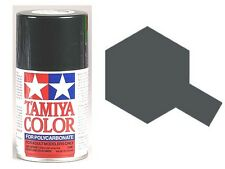 TAMIYA PS-23 GUNMETAL R/C Car Spray Lexan Polycarbonate Hobby Paint 3oz.