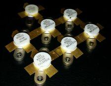 7 Motorola M9622 VHF RF Power Transistors 175MHz 8W PNP Si 2N6094 NTE353 - NOS