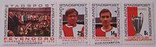 SP - Strip Voetbal, Feyenoord winnaar Europa Cup 1970 opdruk Worldchampion
