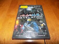 RED VS BLUE SEASON 8 REVELATION TV Show HALO Game Reach DVD SEALED NEW